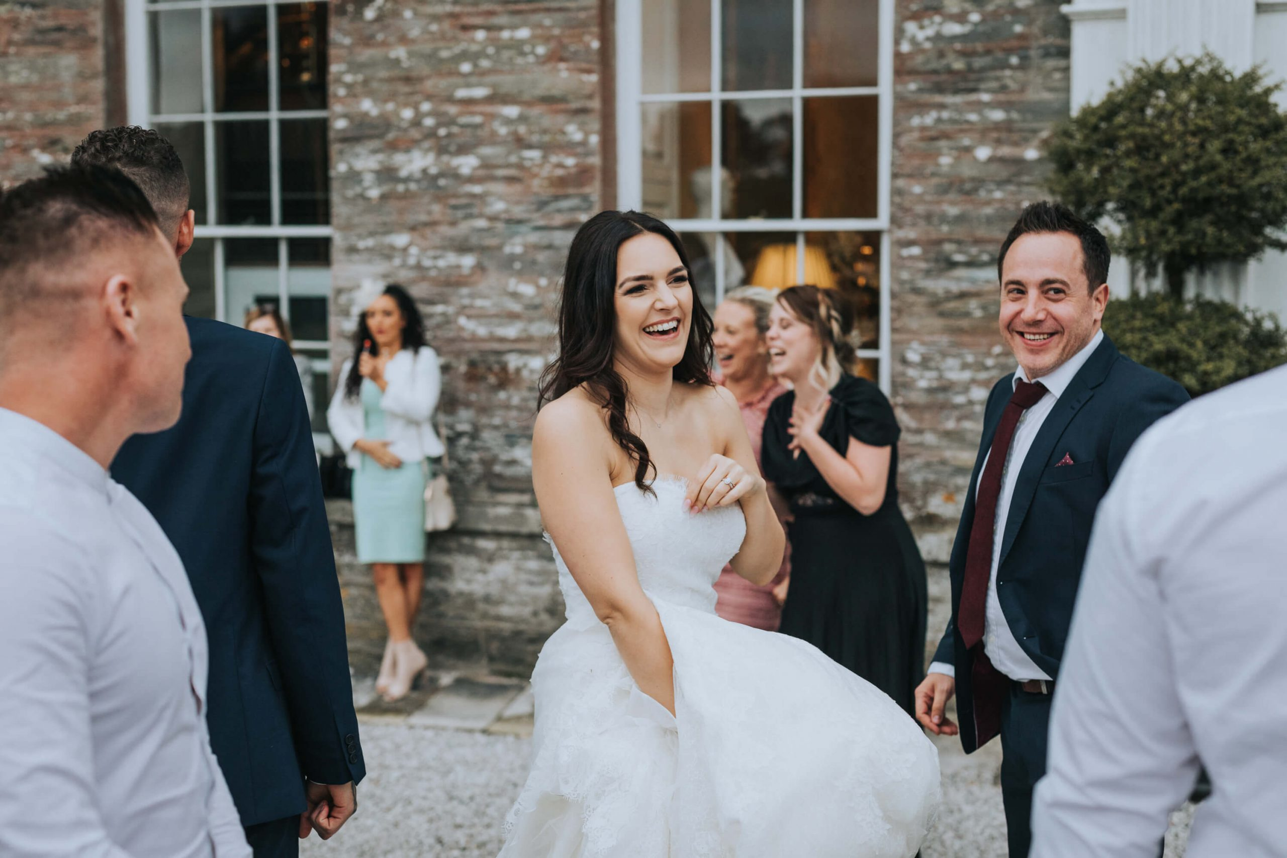 Boconnoc Wedding Photographer Cornwall