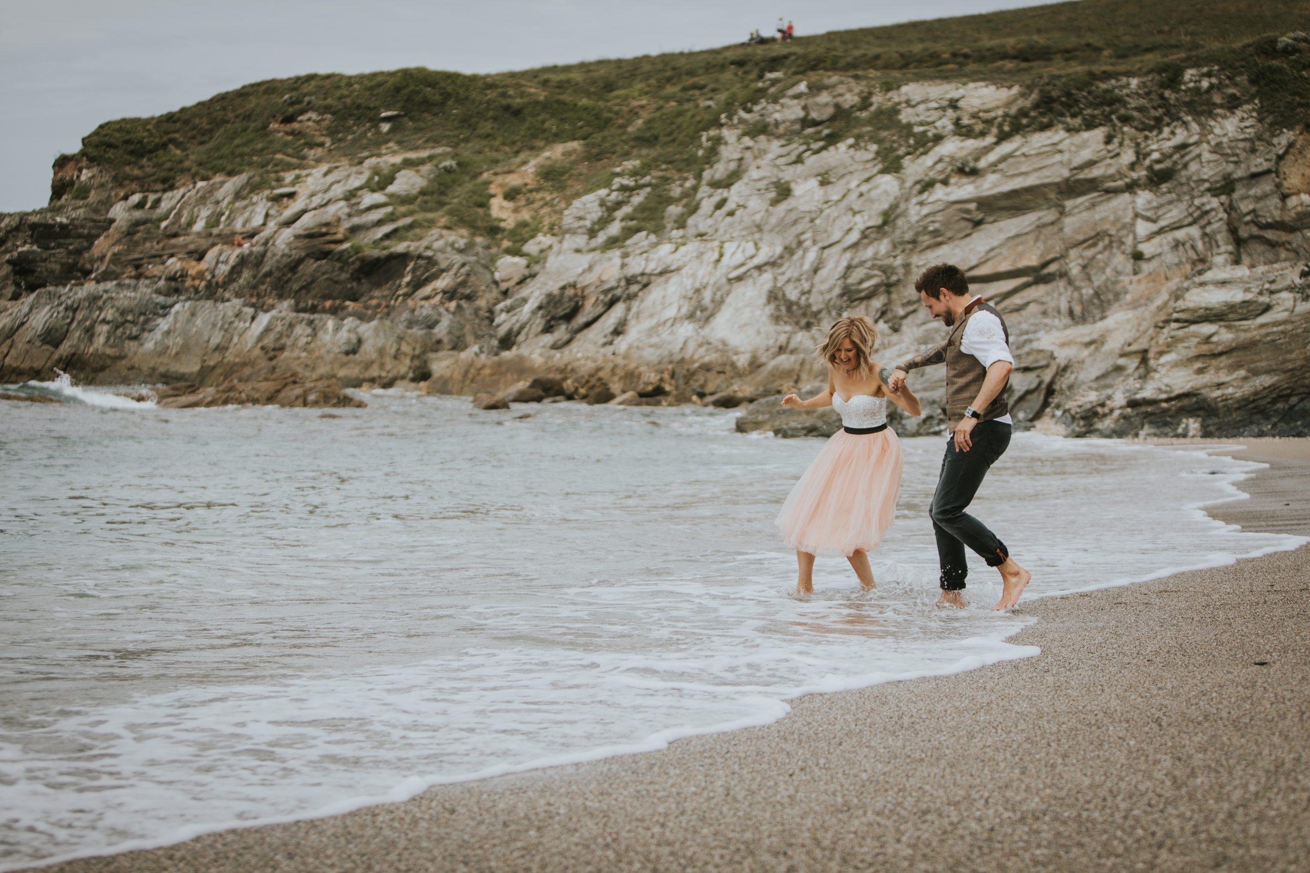Elopement Photographer Cornwall