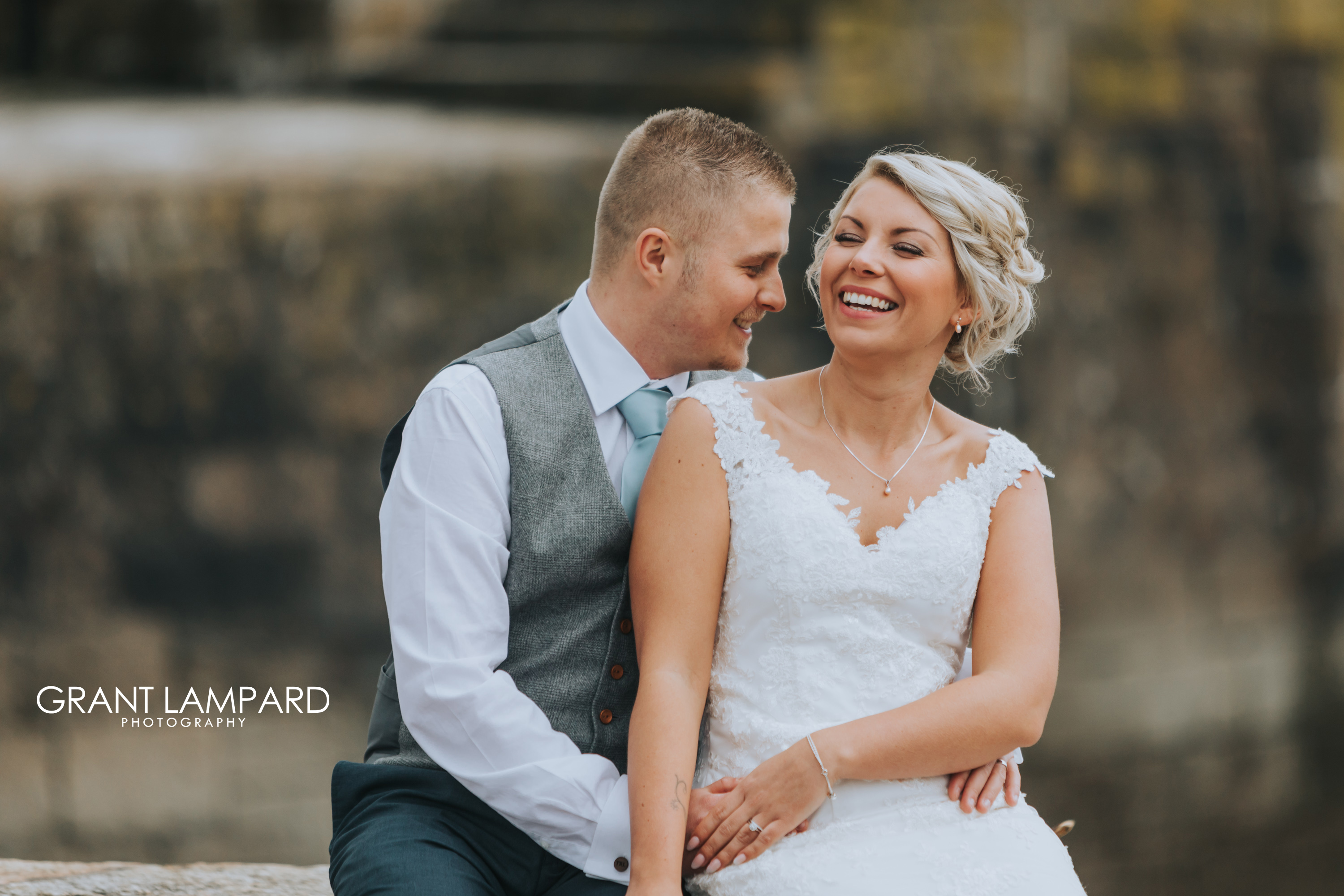 Wedding Photographers Cornwall - St Mawes Castle - Grant Lampard Photography