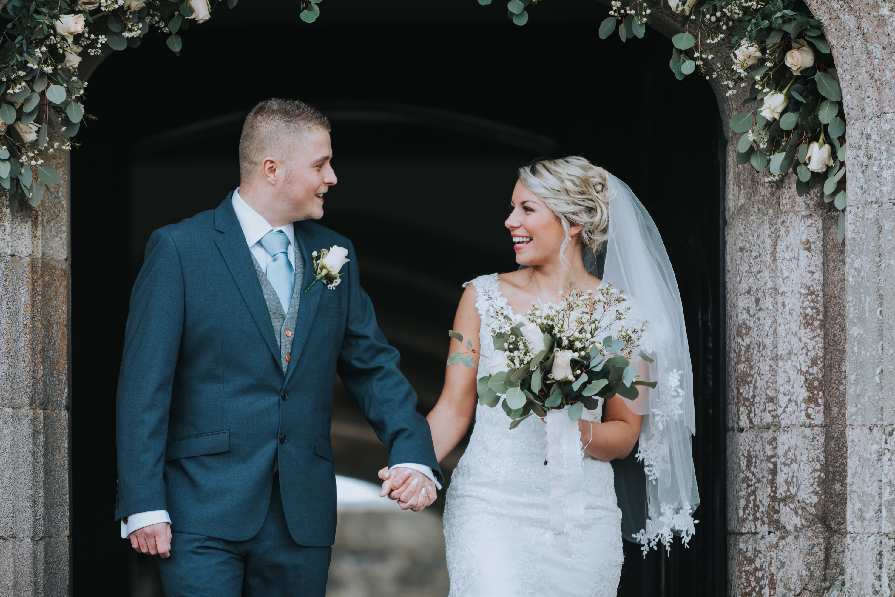 Wedding Photographer Cornwall - St Mawes